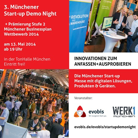 13.Mai 2014 3._Muenchener_Start-up_Demo_Night