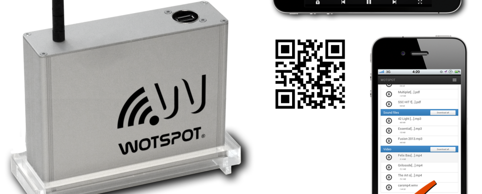WotSpot / proximity Mobile Marketing System / feasibility